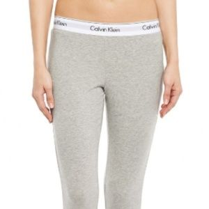 Calvin Klein Thin Modern Cotton Sleepwear Legging